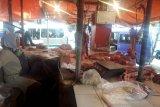 Pedagang Cianjur terpaksa olah daging jadi abon dan dendeng karena pembeli sepi
