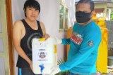 YNCI Bitung Berbagi Ratusan Alat Lawan Corona di Kampung-Kampung