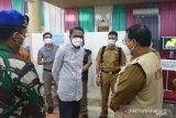 Gubernur Sulsel meminta ODP Makassar dikarantina di hotel