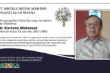 Mantan Ketum Ikatan Dokter Indonesia  Kartono Mohamad meninggal