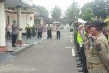 Polres dan Kodim di Lampung Timur patroli skala besar cegah corona
