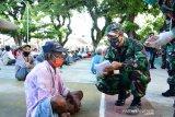 Kodam XIV/Hasanuddin siapkan penampungan bagi tunawisma selama PSBB