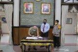 Kabupaten OKU-Kejaksaan tandatangani MoU penanganan COVID-19