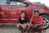 Dua pencuri kambing diamankan polisi
