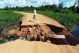 DPRD Kotim soroti kualitas jalan proyek tahun jamak