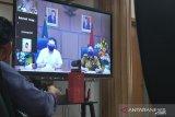 Warga Sumatera Barat yang positif COVID-19  melonjak jadi 144 orang