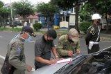 Awas tidak pakai masker, warga Banyumas didenda Rp50 ribu