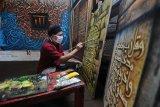 Pelukis kaligrafi