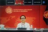 WNA di Indonesia terinfeksi virus corona sebanyak 98 orang