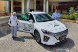 Hyundai IONIQ menjadi armada tenaga medis tiga RS rujukan COVID-19