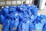 Warga Sulteng di Jakarta  dapat bantuan pangan dari legislator Nasdem