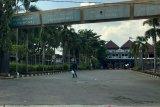 Kedatangan bus AKAP di Terminal Giwangan Yogyakarta berkurang hingga 90 persen