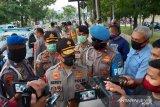 Polda Sulawesi Tenggara ajak masyarakat hindari konflik di tengah pandemi Corona