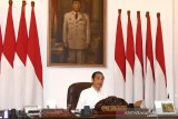 Jokowi soroti ancaman krisis pangan dan ketahanan energi