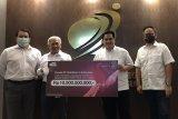 Operator seluler 3 donasikan Rp10 miliar via Yayasan BUMN untuk tangani COVID-19