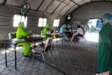 Enam sopir taksi di Mataram terkonfirmasi reaktif COVID-19
