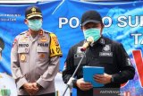 Hentikan penyebaran Corona, Sumsel gencarkan sosialisasi wajib pakai masker