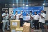 Jasa Raharja Riau serahkan bantuan BUMN Peduli COVID-19
