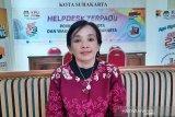 Cegah COVID-19, KPU Surakarta gelar raker daring persiapan pilkada