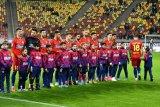 Klub Romania lanjutkan latihan dan langgar peraturan pemerintah