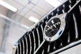 Volvo mulai buka kembali pabriknya di Swedia