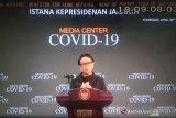 Menlu Retno menyebutkan COVID-19 belum akan usai dalam waktu dekat