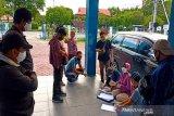 Dinkes cek sejumlah wartawan pasca Wali Kota Palangka Raya positif COVID-19