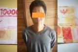 Polres Kapuas tangkap mantan Kades  diduga edarkan uang palsu