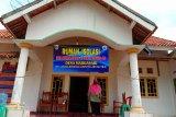 Rumah isolasi di Desa Margasari, Lampung Timur