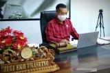 DPRD Seruyan laksanakan rapat paripurna online perdana