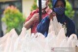 3,5 ton gula langsung habis diserbu masyarakat Pulang Pisau