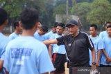 Tak ada kaitan masuk Demokrat dengan pilkada Lampung Tengah, kata Rahmad Darmawan