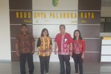 RSUD Palangka Raya mulai layani perawatan pasien PDP maupun positif COVID-19