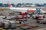 Lion Air Group menghentikan sementara operasional penerbangan