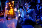 Korsel lacak wabah virus corona baru di klub malam Seoul