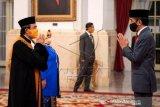 Pelantikan Ketua Mahkamah Agung