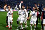 Tidak terima Ligue 1 Prancis dihentikan, Lyon siap tempuh jalur hukum