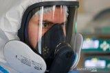 RS rujukan pasien COVID-19 Rusia terbakar, tewaskan satu orang