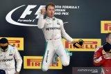 Grand slam perdana jadi pondasi Rosberg juarai F1 pada 2016
