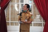 Bupati Banjarnegara minta warga ber informasi riwayat perjalanan