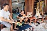 Dampak COVID-19, pengrajin alat musik tradisional di Gumas sepi pesanan