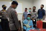 Polisi korban tembak saat tugas di Poso  dapat kenaikan pangkat