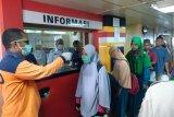 Delapan ABK KM Dorolonda di Ternate positif terinfeksi COVID-19