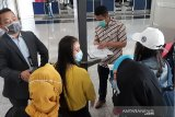 Sebanyak 219 pekerja migran Indonesia pulang dari Hong Kong