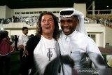 Duta Piala Dunia 2022 Qatar positif terkena COVID-19