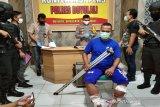 Residivis jambret sering lukai korban ditangkap di Boyolali