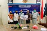 PT Jasa Raharja bantu lima rumah ibadah di NTT