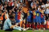 Hari ini tahun 2009, Barcelona lumat Real Madrid 6-2 di Santiago Bernabeu
