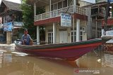 Banjir di Barito Utara rendam delapan kecamatan, ribuan warga terdampak