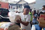 Mahasiswa Papua apresiasi bantuan bahan makanan dari Stafsus Presiden Billy Mambrasar